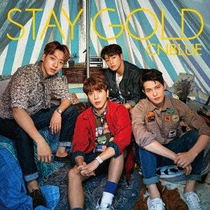 CNBLUE STAY GOLD (B) [CD+DVD]<初回限定盤> CD ※特典あり