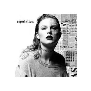Taylor Swift Reputation CD