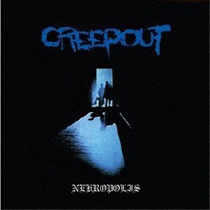 CREEPOUT NEKROPOLIS CD