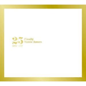 安室奈美恵 Finally [スマプラ付] CD