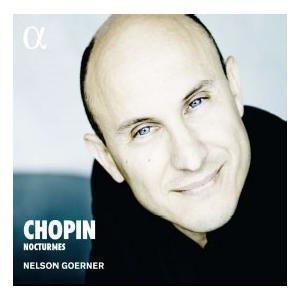 ネルソン・ゲルナー ショパン: ノクターン全集 CD