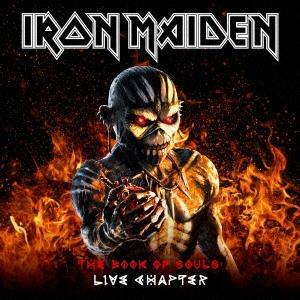 Iron Maiden 魂の書〜ザ・ブック・オブ・ソウルズ〜ライヴ[デラックス・エディション] [2CD+ハードカバー・ブック]< CD 特典あり
