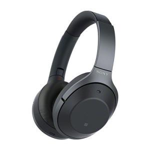 SONY ワイヤレス ノイズキャンセリングヘッドホン WH-1000XM2(ハイレゾ切替) ブラック...