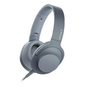 SONY ハイレゾ対応 ヘッドホン h.ear on 2 MDR-H600A ムーンリットブルー H...