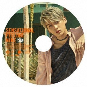 SF9 Sensational Feeling Nine (TAE YANG)<完全生産限定ピクチャーレーベル盤> CD 特典あり