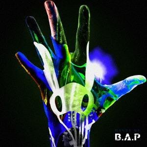 B.A.P HANDS UP<通常盤/初回限定仕様> 12cmCD Singleの画像