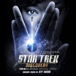 Jeff Russo Star Trek: Discovery CD