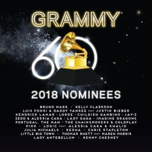 2018 Grammy Nominees CD