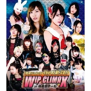 Various Artists 豆腐プロレス The REAL 2017 WIP CLIMAX in...