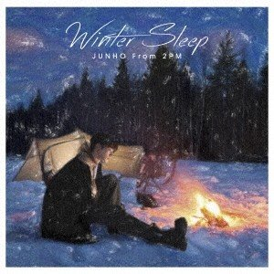 JUNHO (From 2PM) Winter Sleep (B)<初回生産限定盤> CD 特典あり