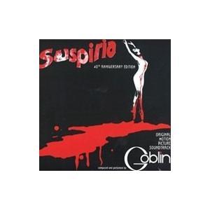 Goblin サスペリア40周年記念ボックス [CD+2DVD+Cassette+10inch+LP]<数量完全限定BOX盤> CD