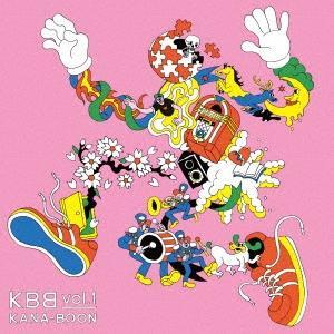 KANA-BOON KBB vol.1 [CD+DVD]<初...