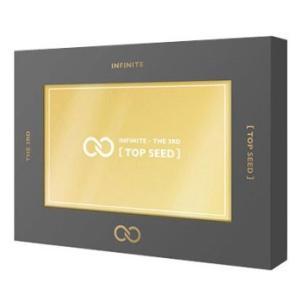 INFINITE Infinite Vol.3: Top Seed CD 特典あり