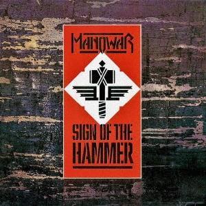 Manowar サイン・オブ・ザ・ハンマー<限定低価格盤> CD