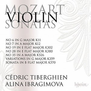 アリーナ・イブラギモヴァ Mozart: Violin Sonatas Vol.5 CD