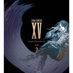 FINAL FANTASY XV Original Soundtrack Volume 2 CD