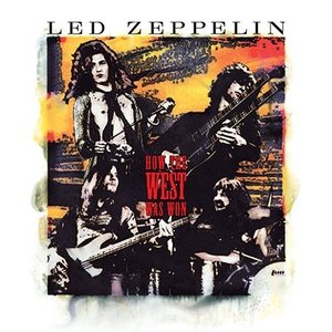 Led Zeppelin How the West Was Won CD