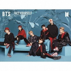 BTS (防弾少年団) FACE YOURSELF (C) [CD+豪華フォトブックレット]<初回限定盤> CD 特典あり