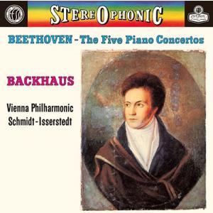ヴィルヘルム・バックハウス ベートーヴェン: ピアノ協奏曲全集、序曲集(献堂式、エグモント、レオノーレ第3番)<タワ SACD Hybrid