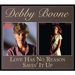Debby Boone Love Has No Reason/Savin' It Up (Expanded Edition) CD