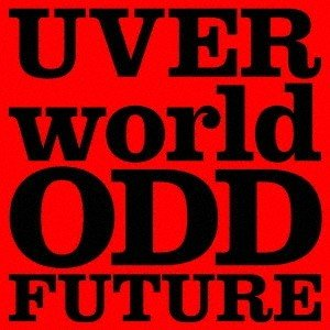 UVERworld ODD FUTURE [CD+DVD]<...