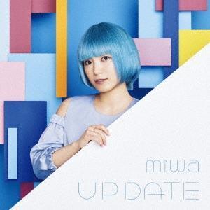 miwa アップデート [CD+DVD]<初回生産限定盤> 12cmCD Single ※特典あり