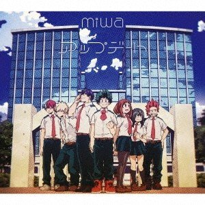 miwa アップデート [CD+DVD]<期間生産限定アニメ盤> 12cmCD Single ※特典...