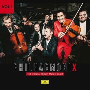 フィルハーモニクス The Vienna Berlin Music Club Vol.1 CD|tower