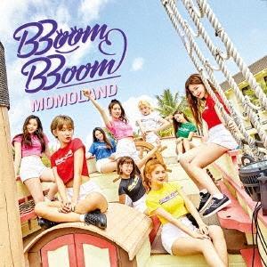 MOMOLAND BBoom BBoom [CD+DVD]<初回限定盤A> 12cmCD Single 特典あり