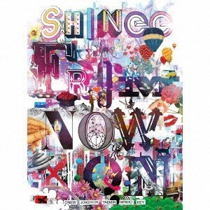SHINee SHINee THE BEST FROM NOW ON (A) [2CD+Blu-ray Disc+PHOTO BOOKLET]<初回限定盤> CD 特典あり