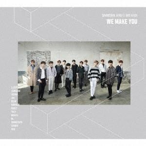 SEVENTEEN WE MAKE YOU (A) [CD+ブックレット]<初回限定盤> CD 特典あり