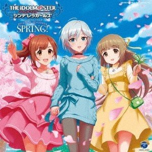 THE IDOLM@STER CINDERELLA GIRLS MASTER SEASONS SPRING! 12cmCD Single 特典あり