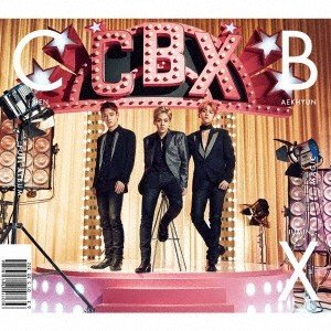 EXO-CBX MAGIC [CD+DVD+スマプラ付]<初回生産限定盤> CD