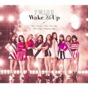 TWICE Wake Me Up (A) [CD...の商品画像