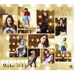 TWICE Wake Me Up (B) [CD+DVD]<...