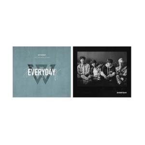 WINNER Everyd4y: WINNER Vol.2 (ランダムバージョン) CD