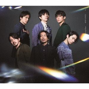 V6 Crazy Rays/KEEP GOING (B) [CD+DVD]<初回盤> 12cmCD Single 特典あり