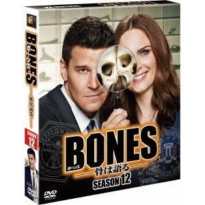 BONES-骨は語る- シーズン12 SEASONS コンパクト・ボックス DVD