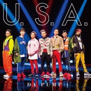 DA PUMP U.S.A. [CD+DVD]<初回生産限定盤A> 12cmCD Single