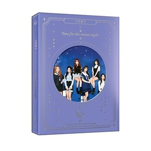 GFRIEND Time For The Moon Night: 6th Mini Album (Time Ver.) CD