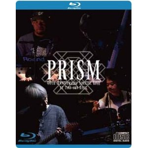 PRISM PRISM 40th Anniversary Special Live at TIAT SKY HALL [Blu-ray Disc+2CD] Blu-ray Disc