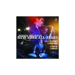 New York Allstars Burnin' in London CD