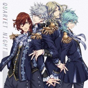 QUARTET NIGHT FLY TO THE FUTURE 12cmCD Single