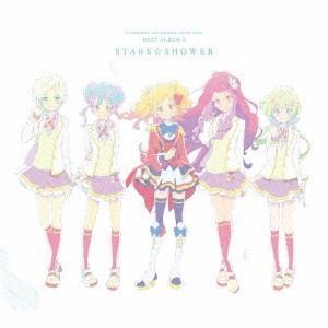 AIKATSU☆STARS! TVアニメ/データカードダス『アイカツスターズ!』ベストアルバム2 STARS☆SHOWER CD