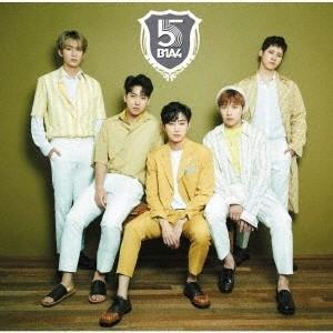 B1A4 5 [CD+DVD]<初回限定盤A> CD 特典あり