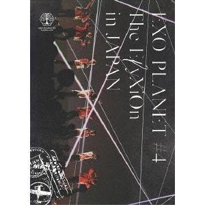 EXO EXO PLANET #4 -The ElyXiOn IN JAPAN- [スマプラ付]<通常盤> DVD