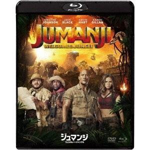 ジュマンジ/ウェルカム・トゥ・ジャングル [Blu-ray Disc+DVD] Blu-ray Di...