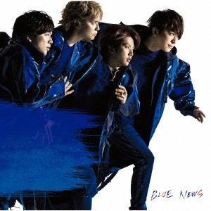 NEWS BLUE<通常盤> 12cmCD Single 特典あり