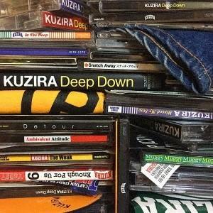 KUZIRA Deep Down CD