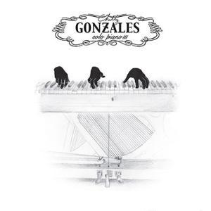Gonzales Solo Piano III CD